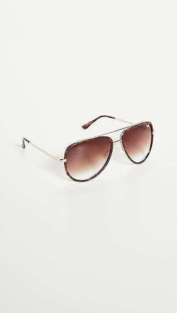 Quay All In Sunglasses