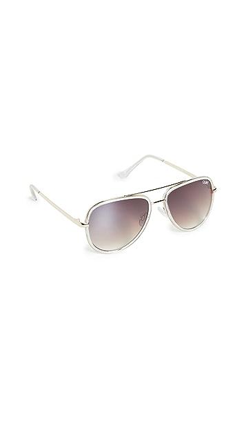 Quay All In Mini Sunglasses