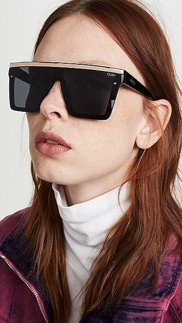 Quay Солнцезащитные очки Hindsight