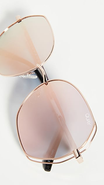 Quay Big Love Sunglasses
