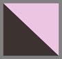 черепаховый фиолетовый/коричневый выцветший