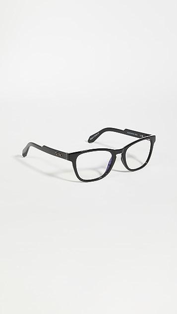 Quay Hardwire Mini Blue Light Glasses