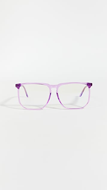 Quay Stranger Blue Light Glasses