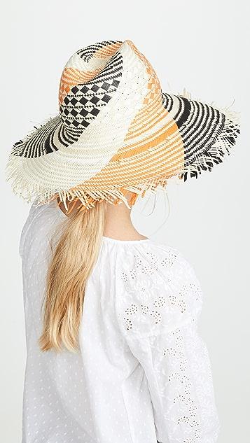 Raffaello Bettini Wide Brim Hat
