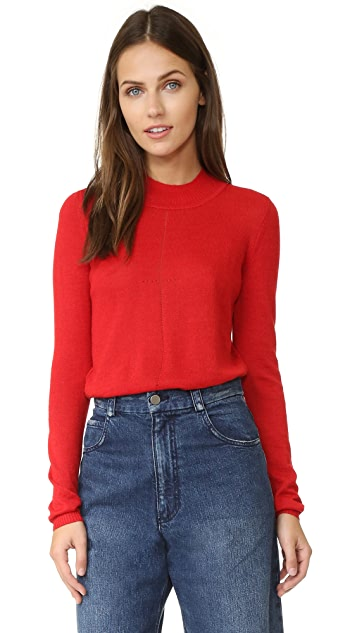 Rachel Comey Panther Mockneck Sweater
