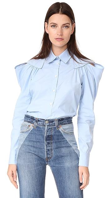 Rachel Comey Crescent Shirt