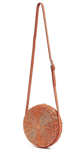 Rachel Comey Wicker Baan Bag