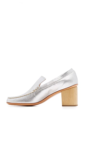 Rachel Comey Dart Loafer Pumps