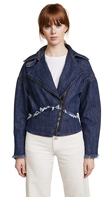 Rachel Comey Denim Ransom Jacket