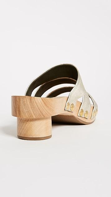 Rachel Comey Camus Clog City Slides
