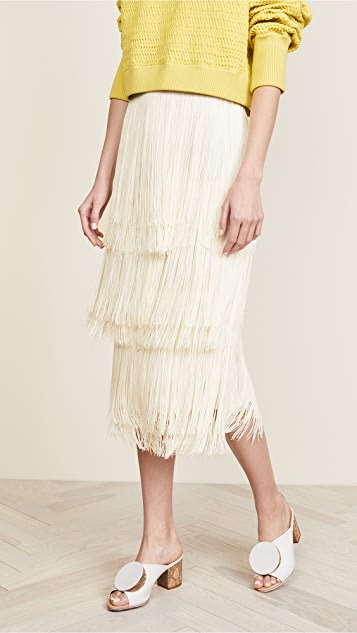 Gyre Skirt by Rachel Comey