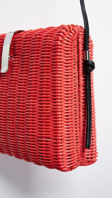 Rachel Comey Rona Woven Cross Body Bag