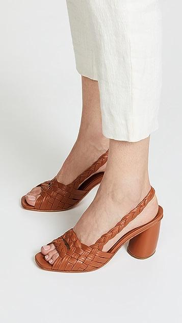 Zion Slingback Sandals by Rachel Comey