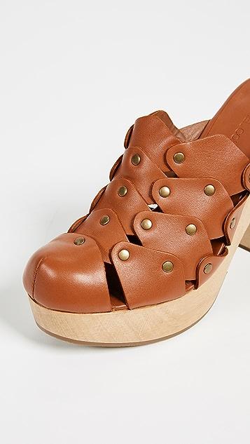 Rachel Comey Dakota Clog Mules