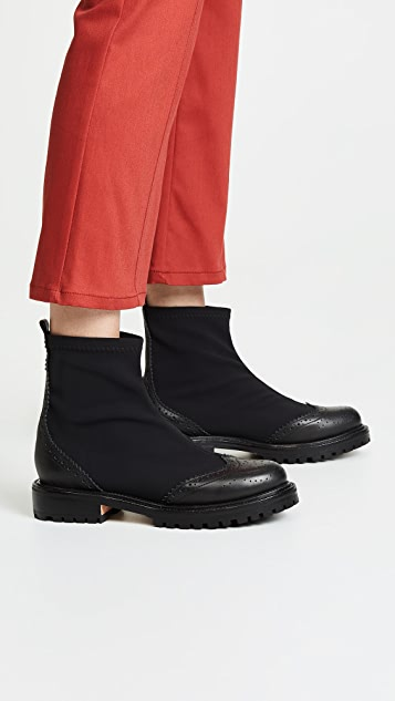 Rachel Comey Bevel Booties