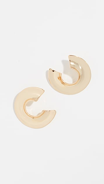 Rachel Comey Rail Hoop Earrings