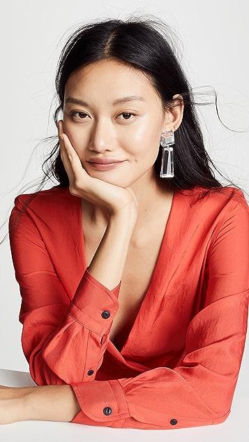 Rachel Comey 饰珠耳环