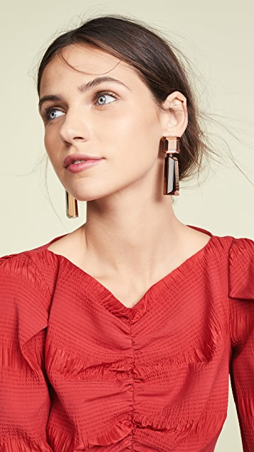 Rachel Comey Beam Earrings