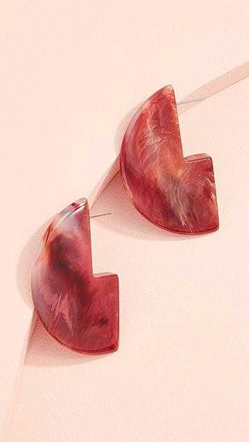 Rachel Comey Kip Earrings