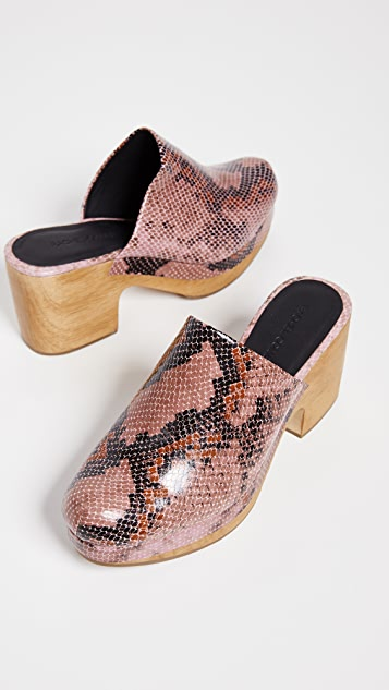 Rachel Comey Bose Low Clogs