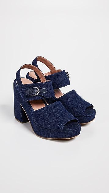 Rachel Comey Doyah Platform Sandals