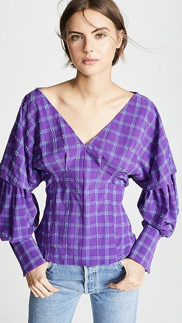Rachel Comey Revise 衬衣