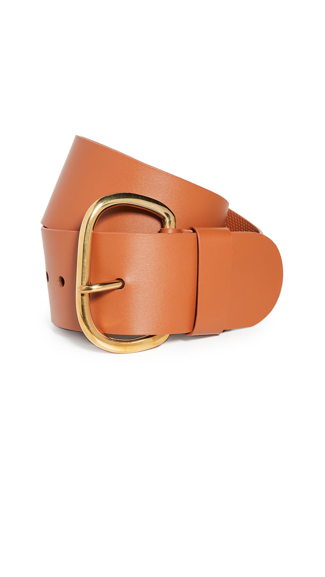 Rachel Comey Wide Estate Leather Belt
