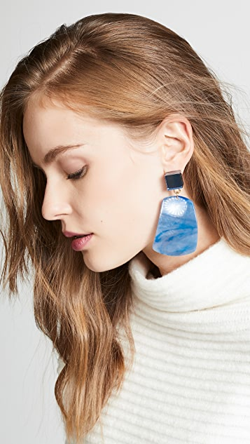 Rachel Comey Furrow 耳环