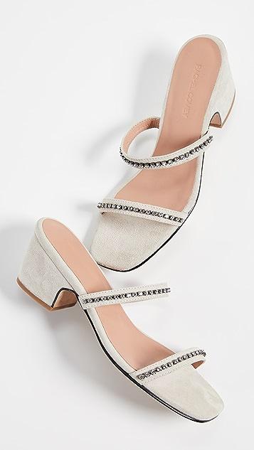 Rachel Comey 水晶凉鞋
