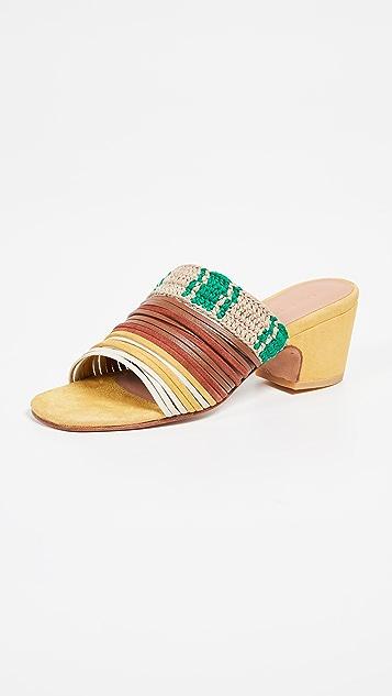 Rachel Comey Tejani 穆勒鞋