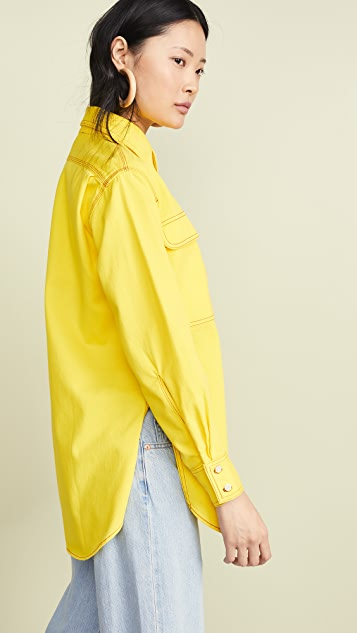 Rachel Comey Supply Shirt