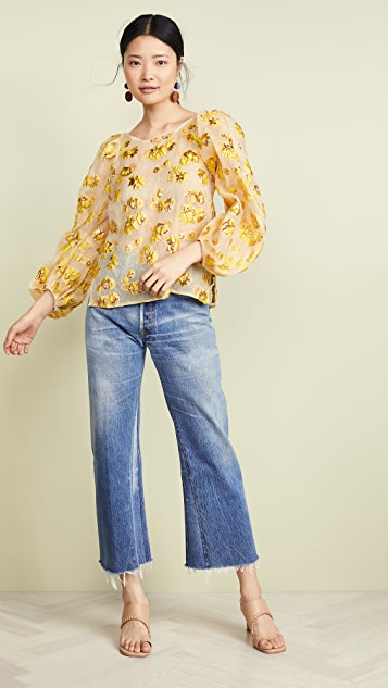 Rachel Comey Swoop Top