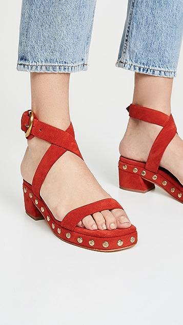 Rachel Comey Cuff 凉鞋