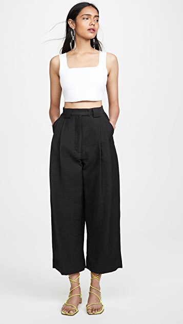 Rachel Comey Cropped Divide Pants