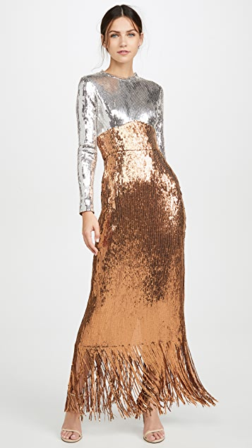 Rachel Comey Converge Sequin Dress