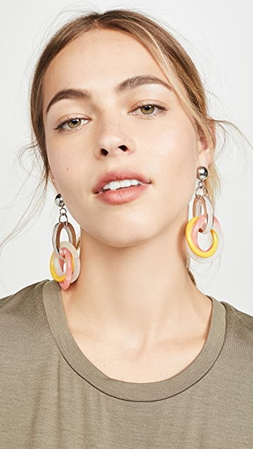 Rachel Comey Tangle Earrings