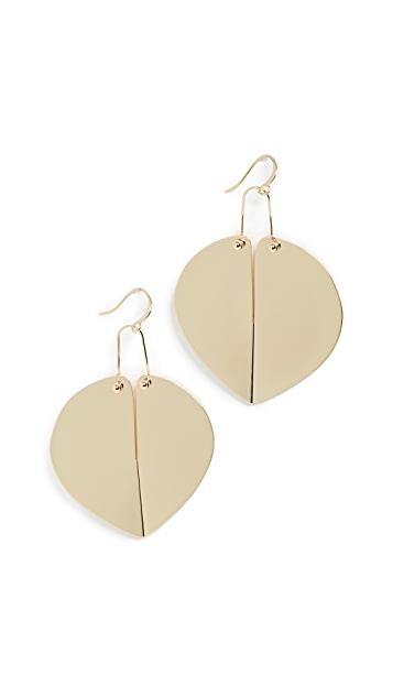 Rachel Comey Heartbreaker Earrings