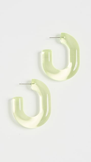 Rachel Comey Small Keeper Earrings