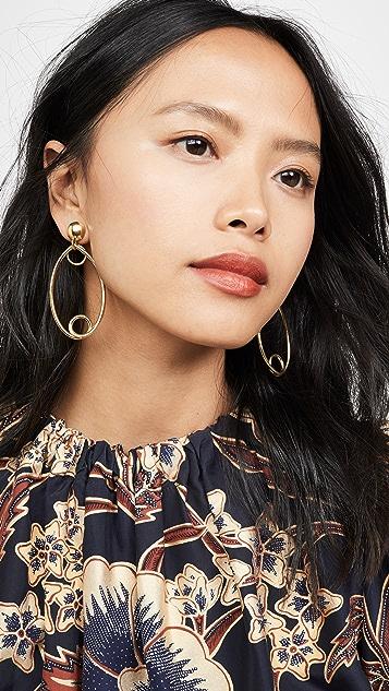 Rachel Comey Mobi Earrings