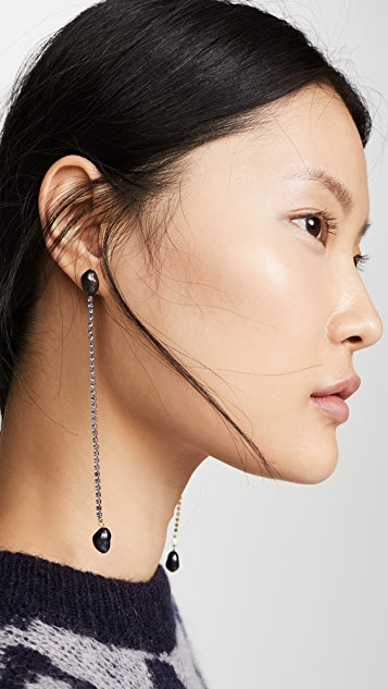 Rachel Comey Shiso Pearl Earrings