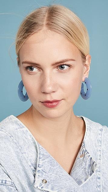 Rachel Comey Hula Earrings
