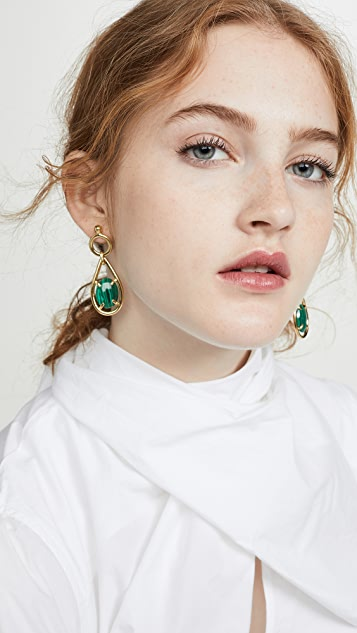 Rachel Comey Lacrima Earrings