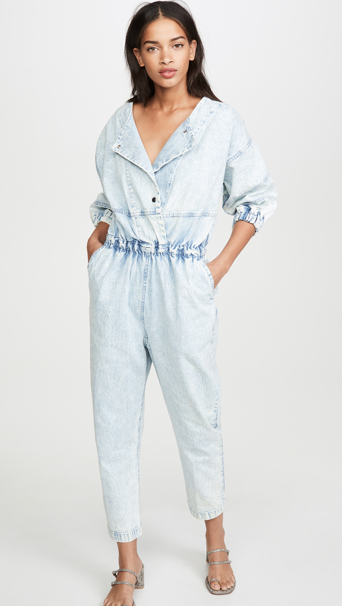 Jeans of the Week: Rachel Comey Holt Jumpsuit Is New Year's Eve Perfection