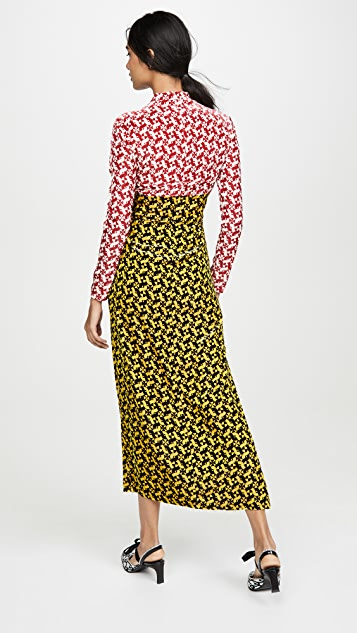 Rachel Comey Long Converge Dress