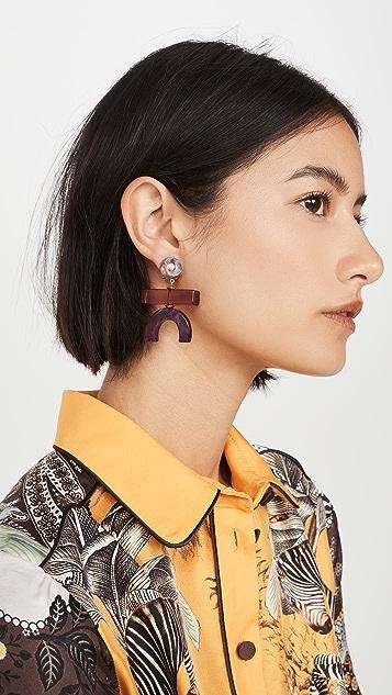 Rachel Comey Stroller 耳环