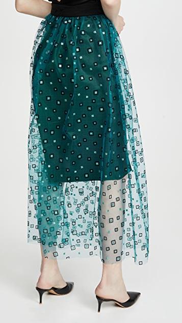 Rachel Comey Frame Tulle Fetes 半身裙