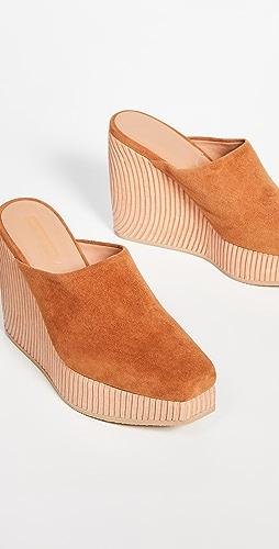 Rachel Comey - Thatch 坡跟凉鞋