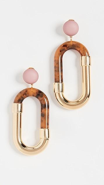 Rachel Comey Dial Earrings