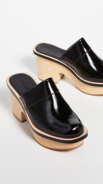 Rachel Comey Sapo 木底鞋