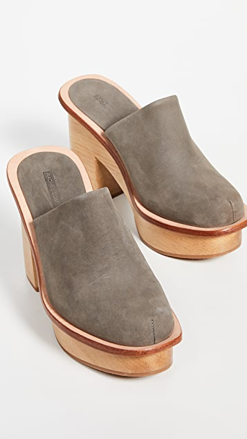 Rachel Comey Bradley 木底鞋